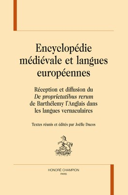 Encyclopédie Cover