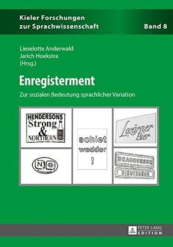 Cover Enregisterment